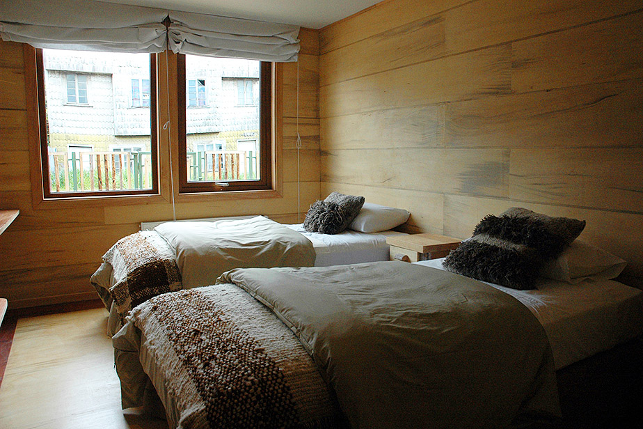 Standard Twin Room with Street View - 2 Beds Palafito 1326 Boutique Hotel Chiloe Island